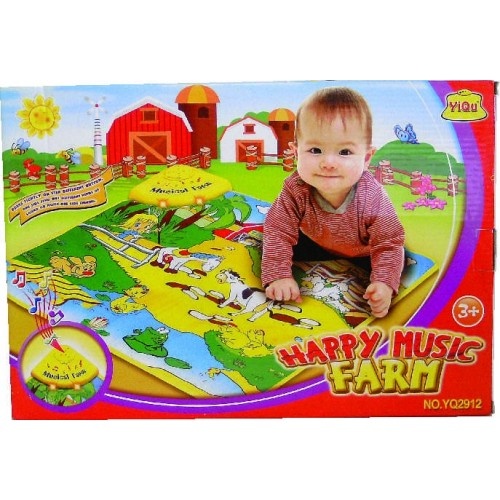 TAPETE PLAY MUSICAL FARM CAJA