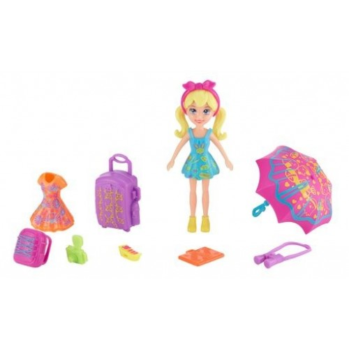 POLLY POCKET  VIAJE A JAPON