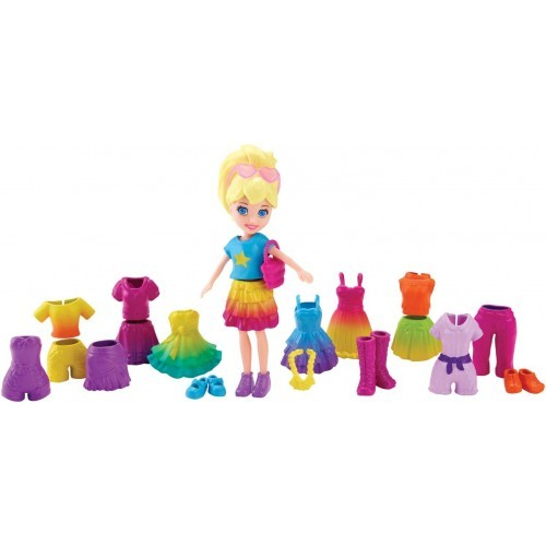 POLLY POCKET  SURTIDO MUNECAS COLECCION DE MODAS