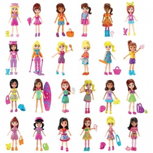 POLLY POCKET  SURTIDO DE MUNECAS