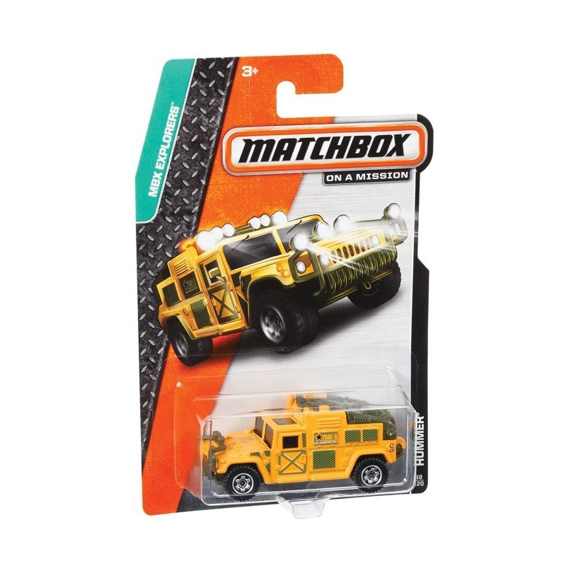 MATCHBOX AUTOS BASICOS