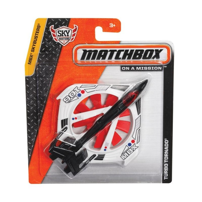 MATCHBOX SKYBUSTERS SURTIDO
