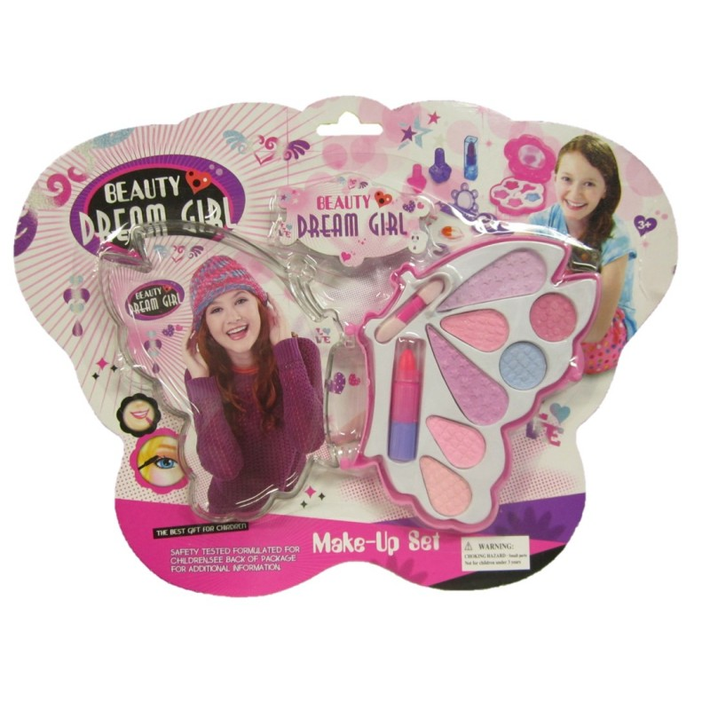 MAQUILLAJE MARIPOSA MEDIANA DREAM GIRL BLISTER