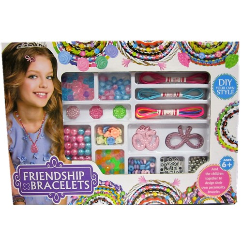 SET CHAQUIRAS FRIENDSHIP CAJA