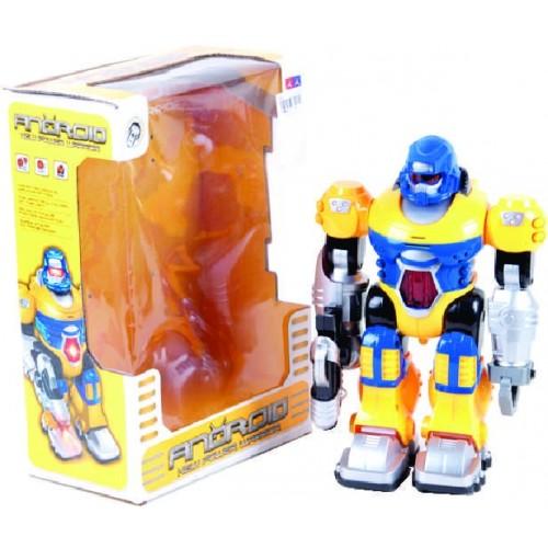 ROBOT ANDROID PILAS CAJA