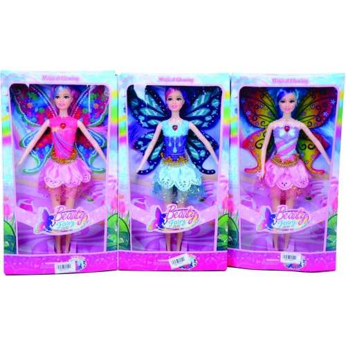 MUNECA FLACA BEAUTY FAIRY CAJA
