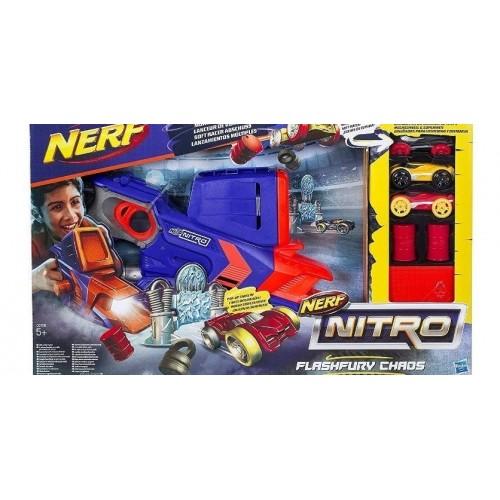 NITRO MULTI-SHOT SET LANZADOR
