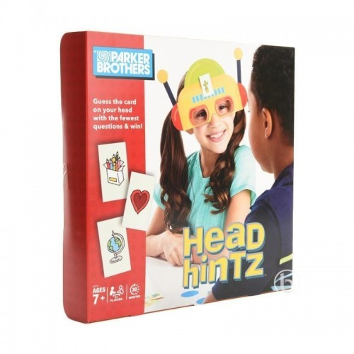 PARKER BROTHERS HEAD GAMES