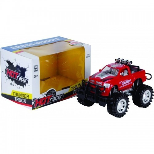 PICKUP HOT RACER FRICCION CAJA