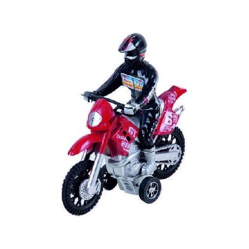 MOTO GT FRICCION LUZ Y SONIDO BOLSA