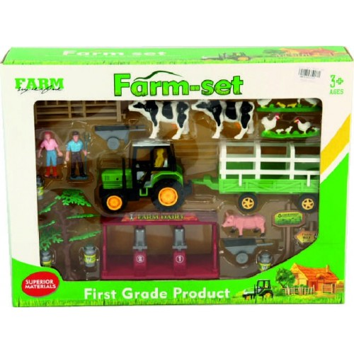 SET GRANJA SUPERFINE CAJA