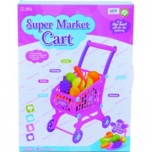 CARRO MERCADO SUPER  CAJA