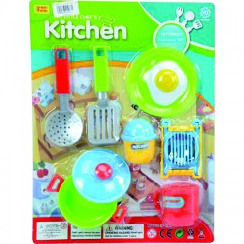 SET COCINA INTEREST BLISTER