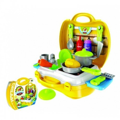 SET COCINA DREAM MALETIN