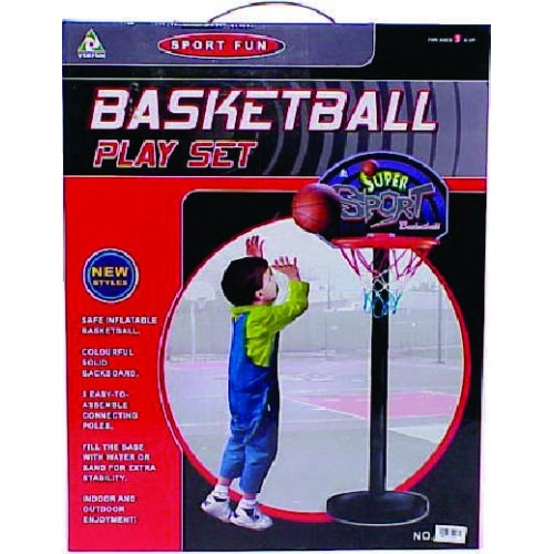 BASKET BALL PLAY SET GRANDE CAJA