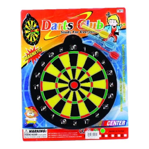 TIRO AL BLANCO GAME DARTS BLISTER