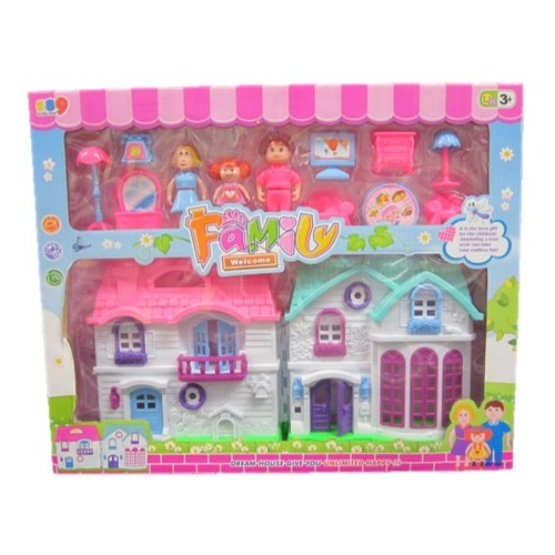 VILLA FAMILY DREAM CAJA