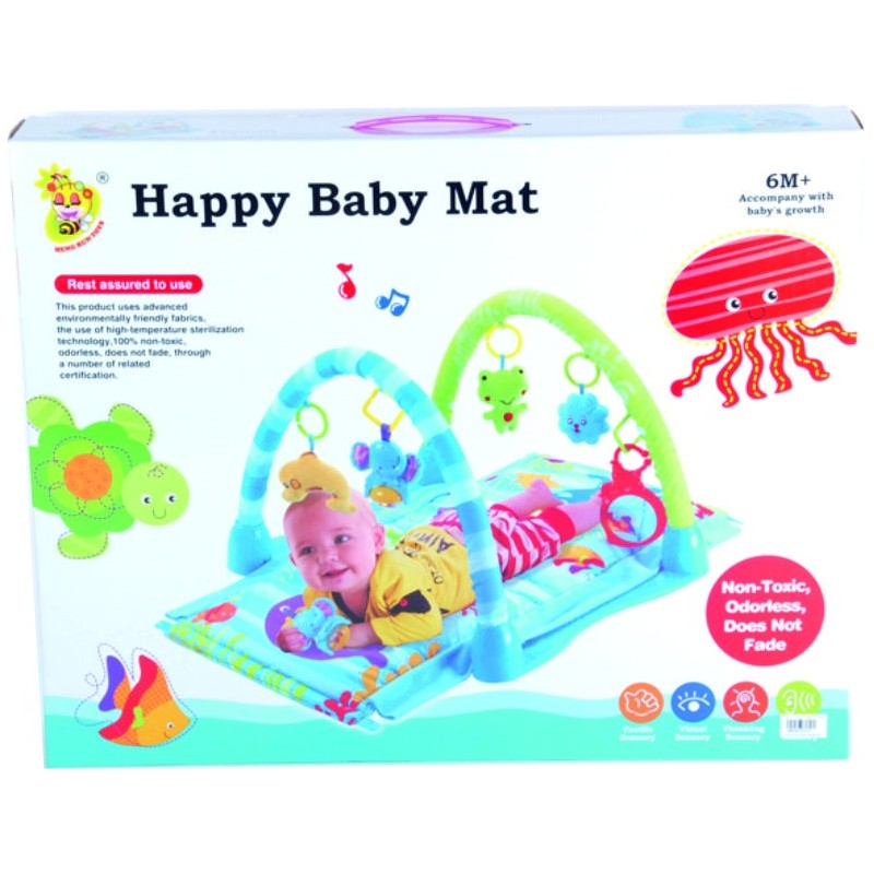 GIMANASIO MUSICAL HAPPY CAJA