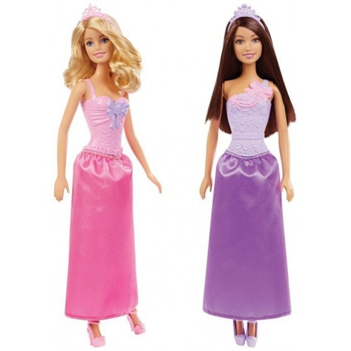 BARBIE SURTIDO DE PRINCESSA