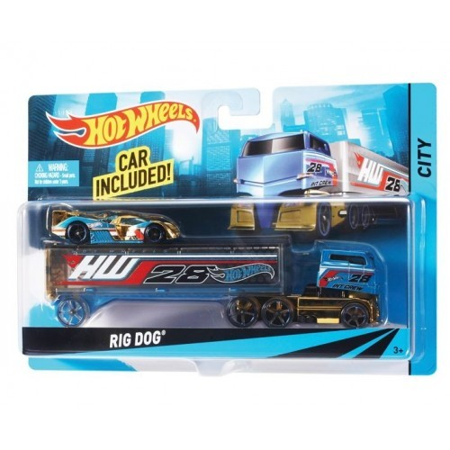 HOT WHEELS SURTIDO CAMIONES DE LUJO