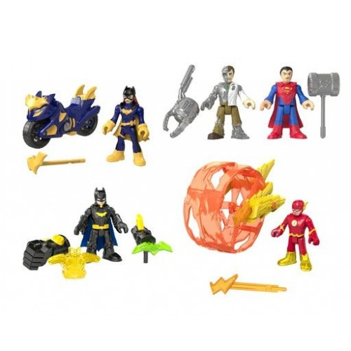 F-P IMAGINEXT SUPER FRIENDS SURTIDO FIGURAS