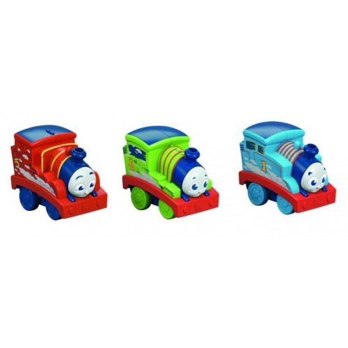 THOMAS & FRIENDS LOCOMOTORAS ACROBACIAS