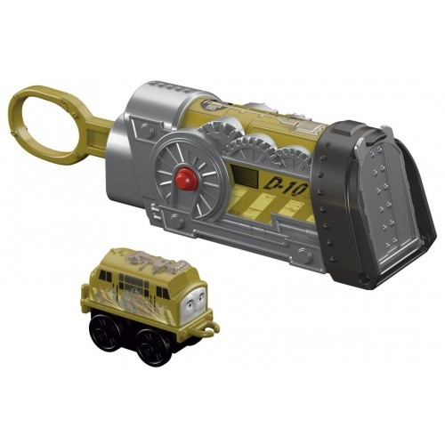 F-P THOMAS & FRIENDS MINIS LANZADOR DE LOCOMOTORAS