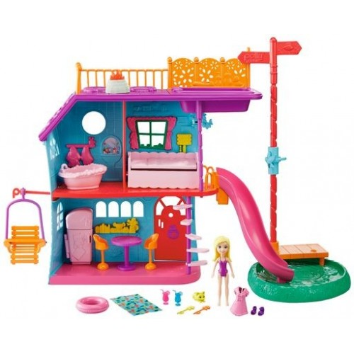 POLLY POCKET! CASA DE VACACIONES