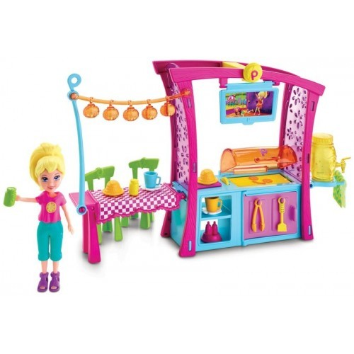 POLLY POCKET! PARRILLADA DIVERTIDA