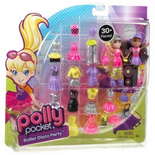 POLLY POCKET! SURTIDO MODAS