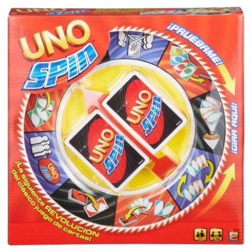 GAMES UNO SPIN