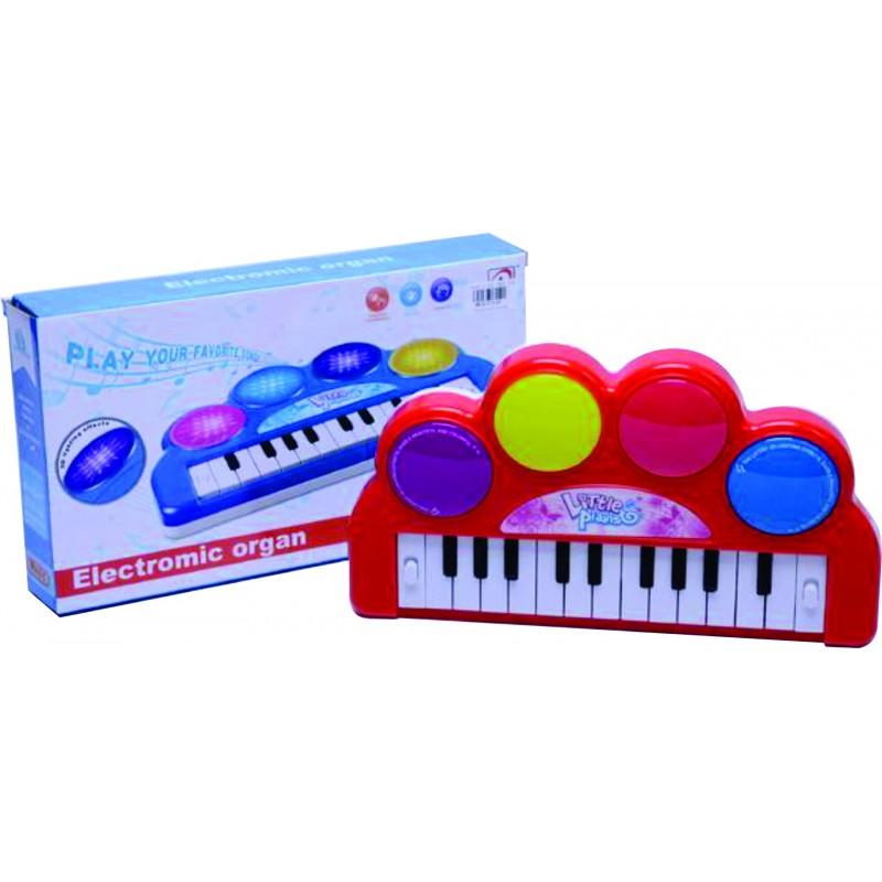 PIANO LUCES CAJA