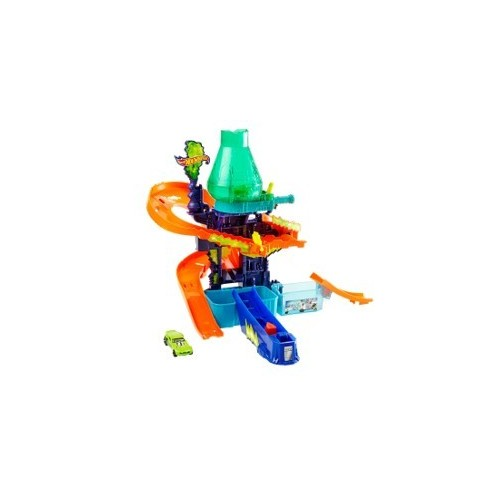 HOT WHEELS COLOR SHIFTERS LABORATORIO CIENTIFICO
