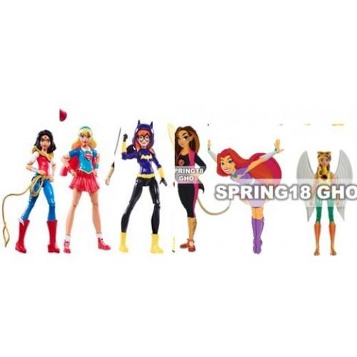 DC Super Hero Girls Surtido de Figuras de AcciOn