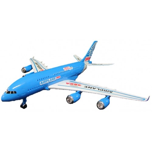 AVION FRICCION SUPER SPEED BOLSA