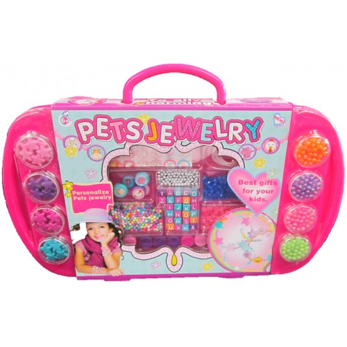 SET CHAQUIRAS PETS MALETIN