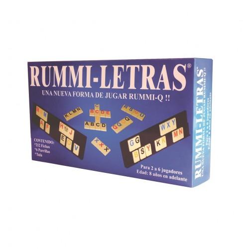 RUMMI-LETRAS