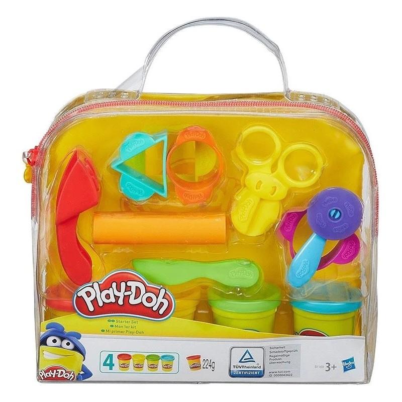 PLAY-DOH PRIMERAS CREACIONES