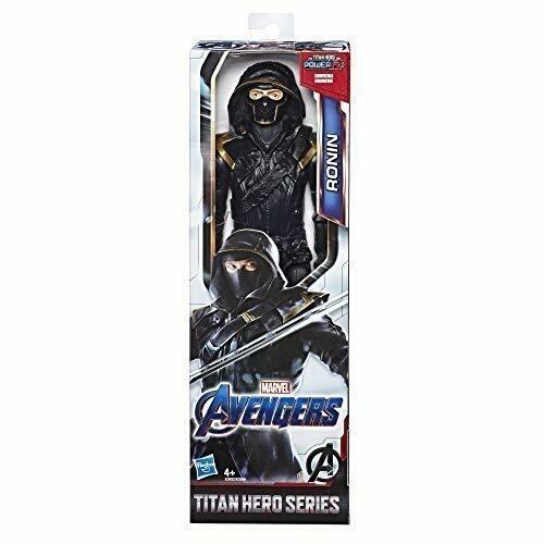 AVENGERS ENDGAME FIGURA TITAN HERO 12 IN RONIN