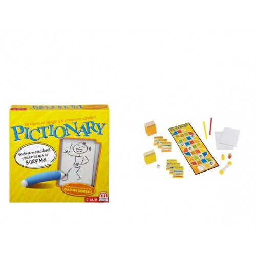 GAMES PICTIONARY