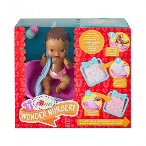 LITTLE MOMMY WONDER NURSERY BEBITA SORPRESAS MÁGICAS
