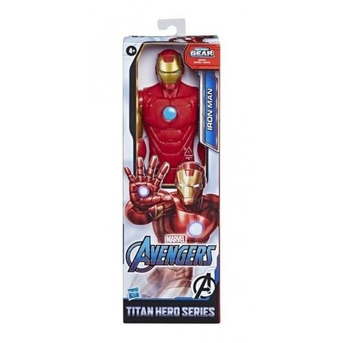 AVENGERS FIGURA TITAN HERO 12 IN IRON MAN