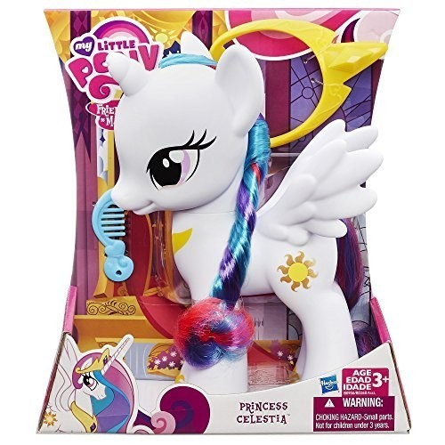 "MY LITTLE PONY CLASICA 8"" SURT"