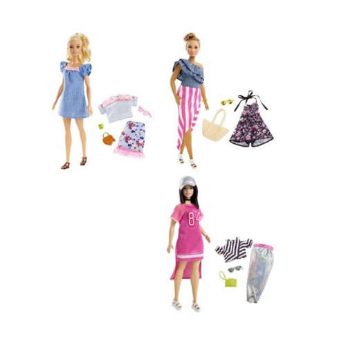 BARBIE FASHIONISTAS FASH ASST