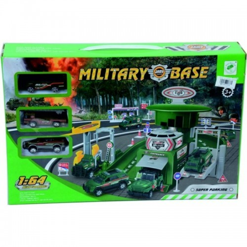 SET PARKING MILITARY CAJA