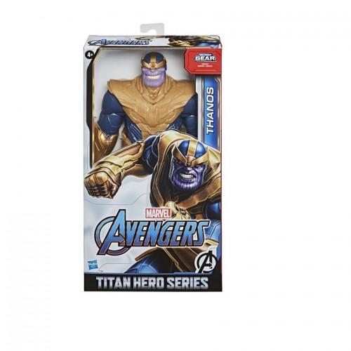 AVENGERS FIGURA TITAN HERO 12 IN THANOS