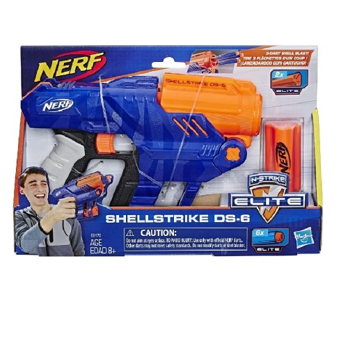 NERF ELITE SHELLSTRIKE