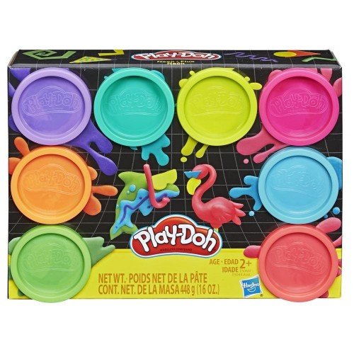 PLAY-DOH X 8 PACK SURT