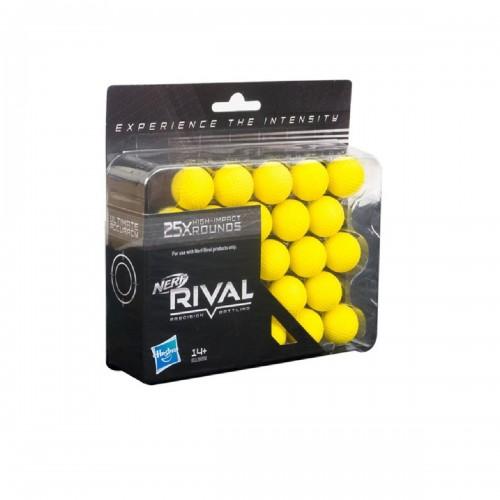 NERF RIVAL 25 RONDAS