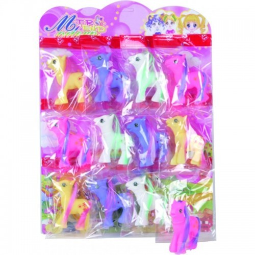 PONY DISPLAY   X 12